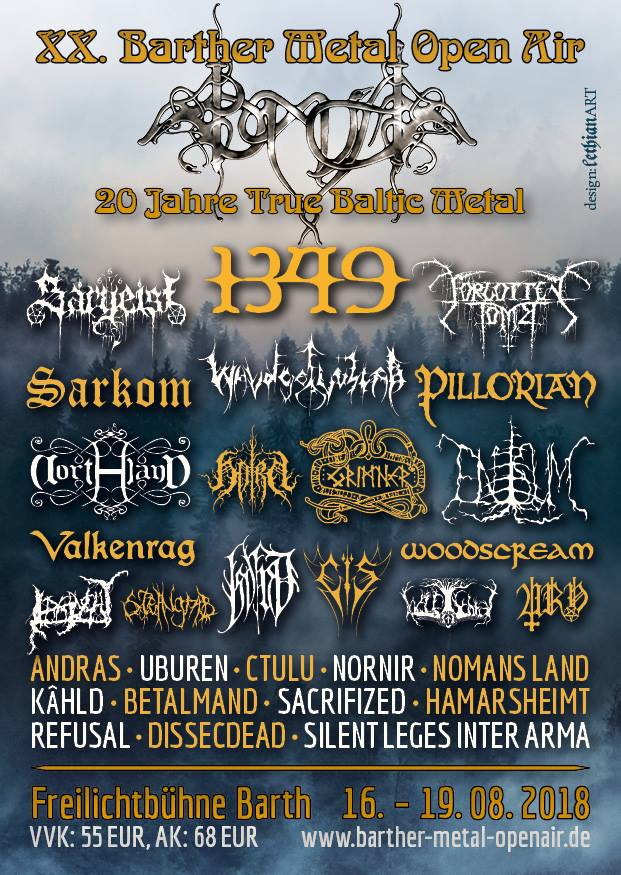 20. BARTHER METAL OPEN AIR