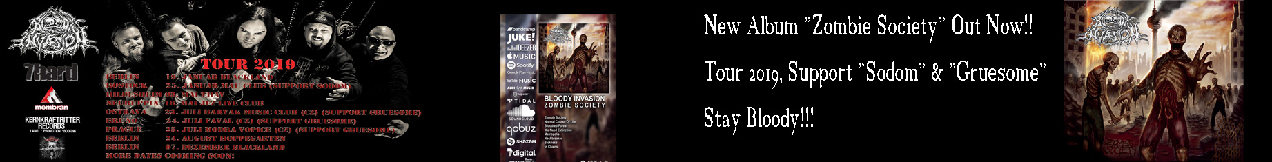 Bloody Invasion