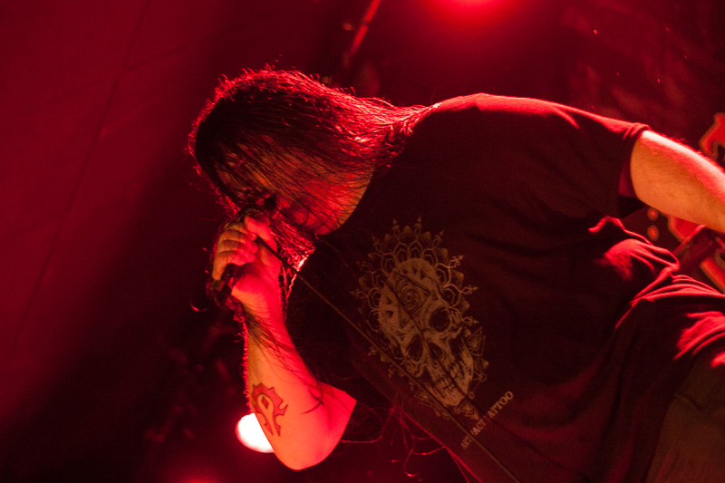 VIRUS 41, CANNIBAL CORPSE @ Cham, L.A. – 25.07.2018