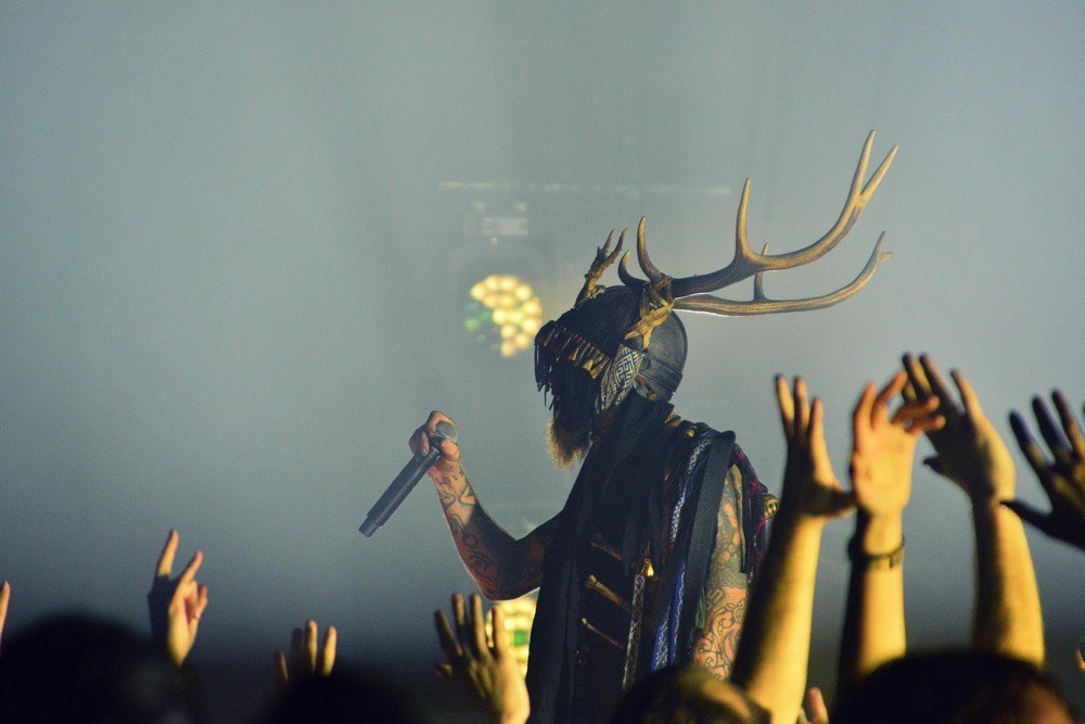 HEILUNG, Sangre De Muerdago (26.10.2019, Essen Colosseum Theater)