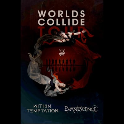 WORLDS COLLIDE TOUR