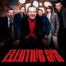 ELECTRIC SIX & SPUNK VOLCANO & THE ERUPTIONS