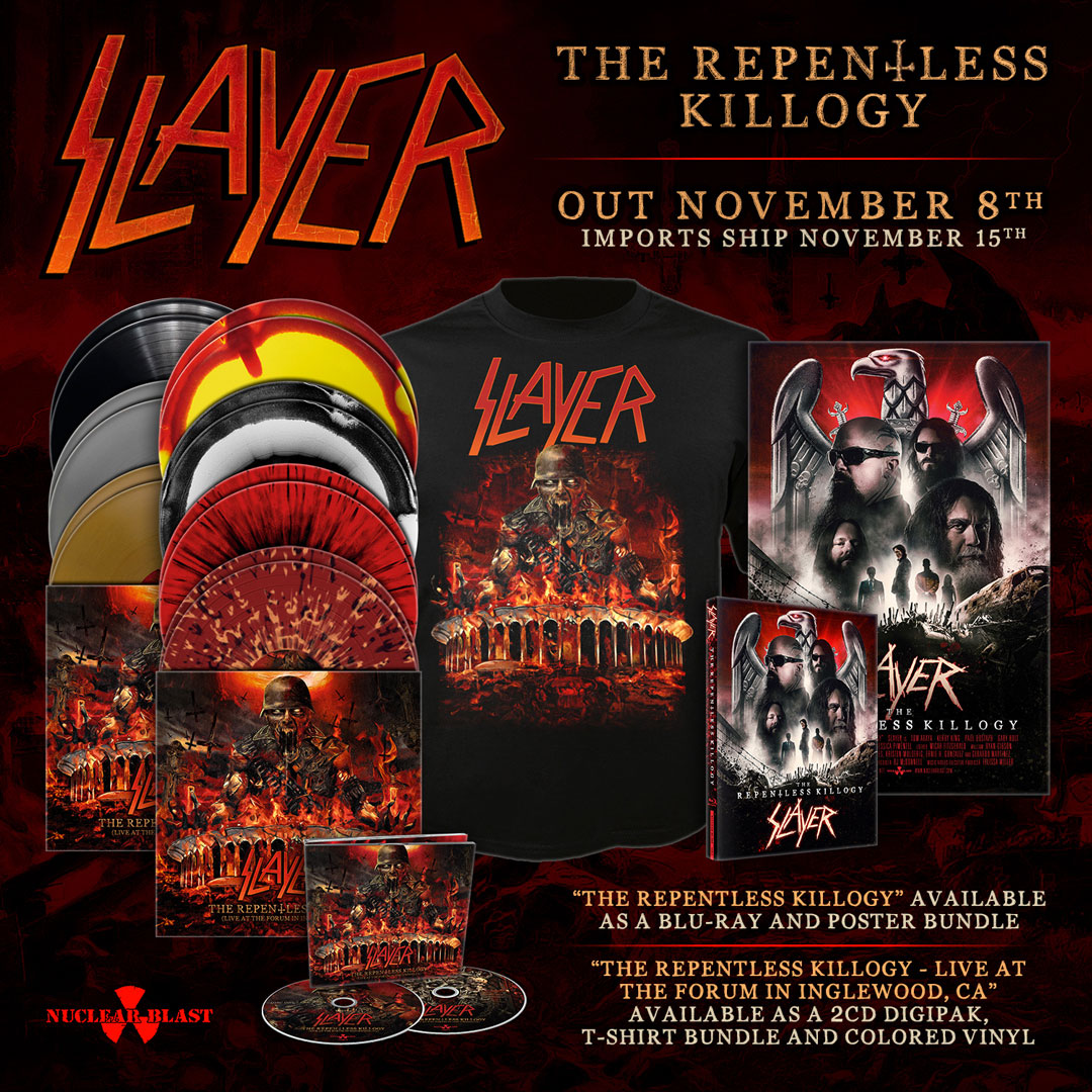 SLAYER feiert den International SLAYER Day mit dem Film