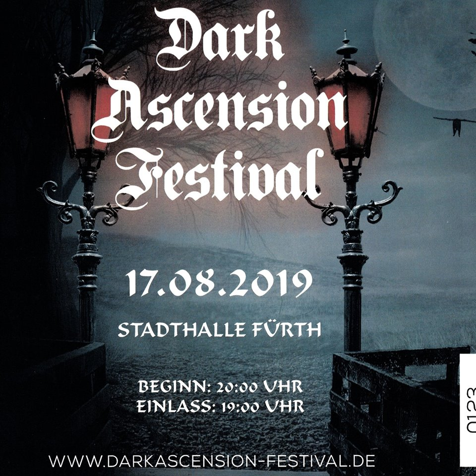 DARK ASCENSION FESTIVAL