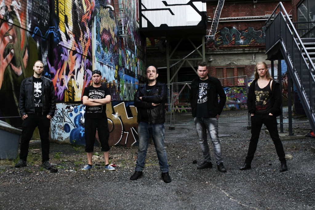 FROZEN LAND: Neue Power-Metal-Hoffnung