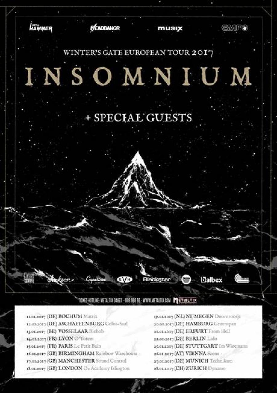 Legacy The Voice From The Dark Side Insomnium Mit Album