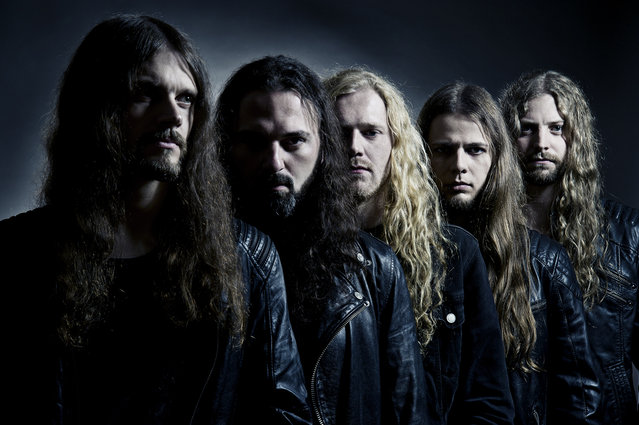 NAILED TO OBSCURITY: Details zum neuen Album + Tourdates