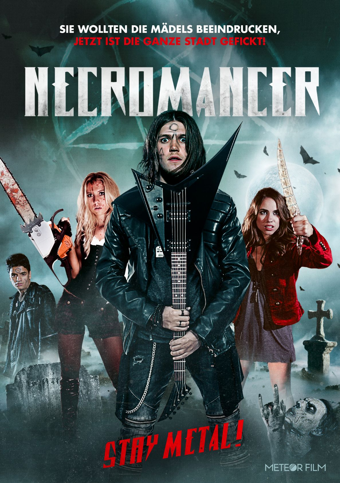 NECROMANCER - STAY METAL! - VÖ heute