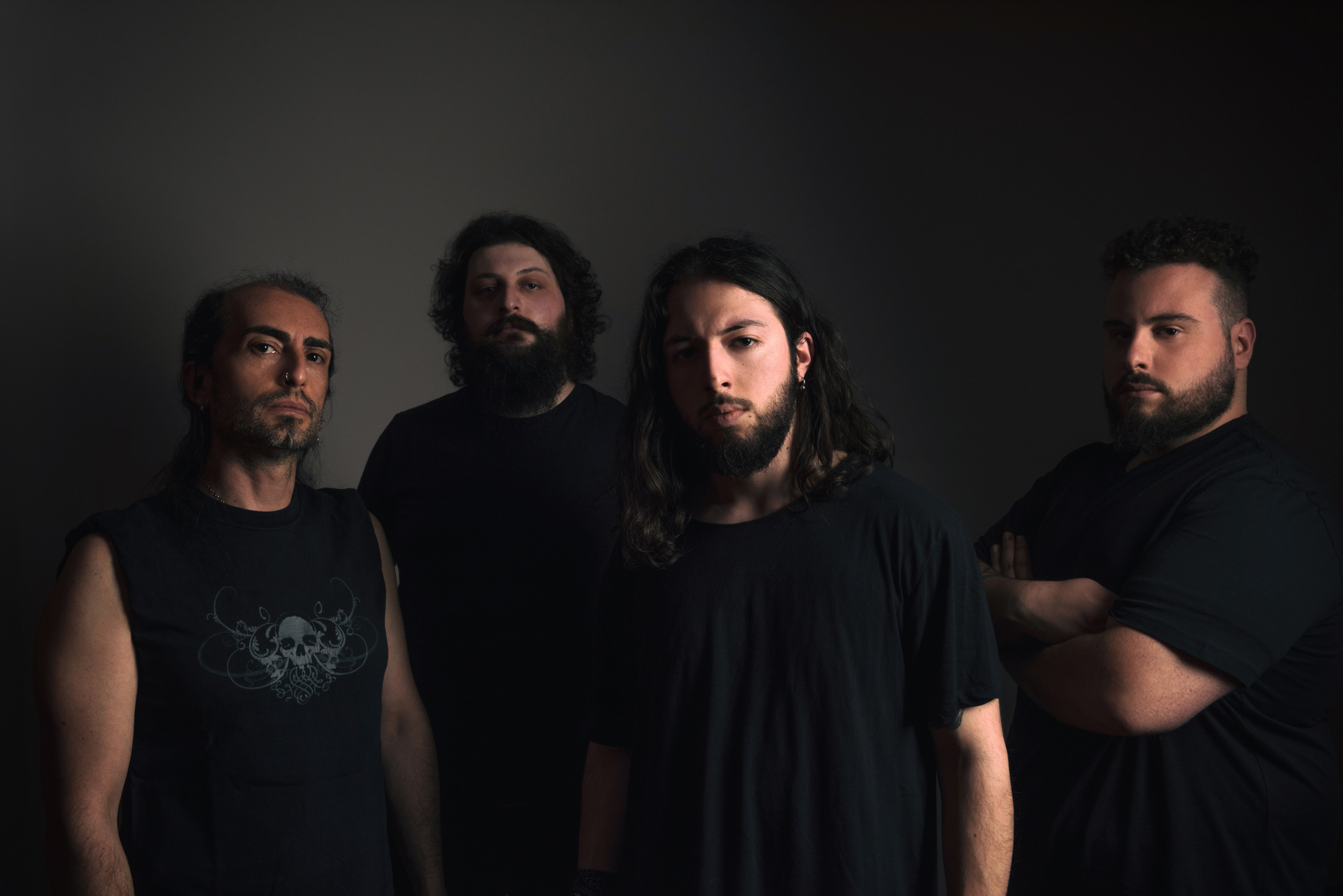 RELEASE THE BLACKNESS: Neuer Clip der Prog-Deather